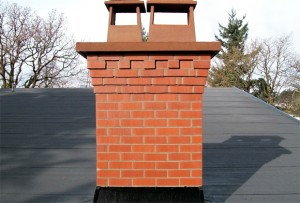 Chimney maintenance & repair